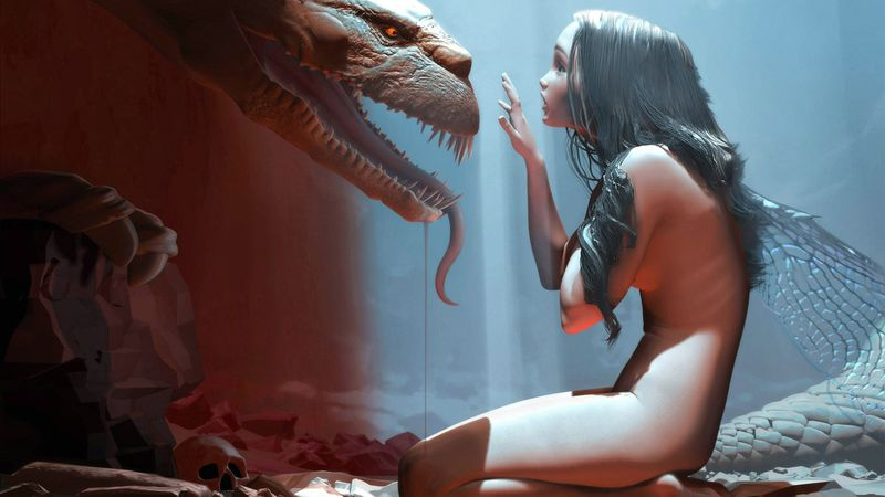 3D And Fantasy Girls (86)
